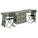 Pelican 472-FLD-DESK-DD Field Desk