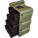 Pelican 472-MED-4-DRAWER