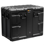 Pelican-Hardigg BB0140 BlackBox 14U Rack Mount Case