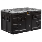 Pelican-Hardigg™ BB0090 BlackBox 9U Rack Mount Case