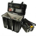 Pelican 1444 Top Loader Case with Utility