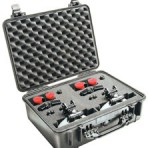 Pelican 1520 Case With Convertible Travel Bag