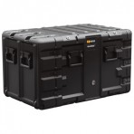 Pelican Hardigg BLACKBOX-9U Double End Rackmount