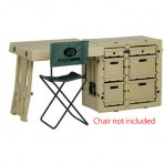 Pelican 472-FLD-DESK-TA No Chair