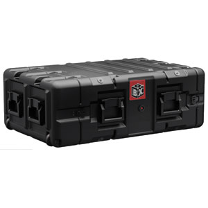 Pelican BB0040 BlackBox™ 4U Rack Mount Case