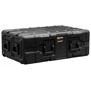 Pelican-Hardigg™  BB0040 BlackBox 4U Rack Mount Case