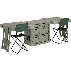 Pelican FD3429 Double Duty Field Desk