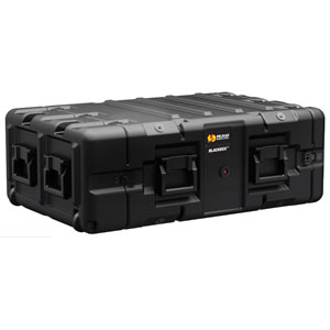 Pelican-Hardigg™  BB0040 BlackBox 4U Rack Mount Case