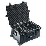 Black 1620 Case with foam insert