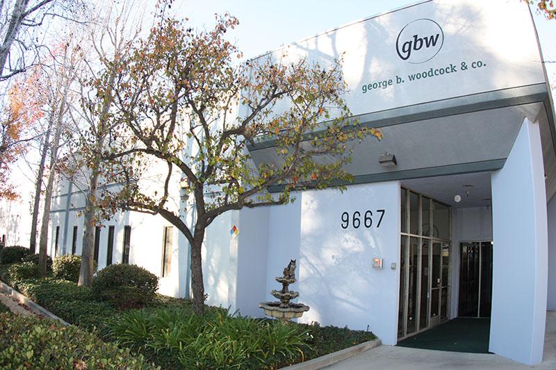 Boeing Award Award winner George B Woocdcock & Co Headquarter Office